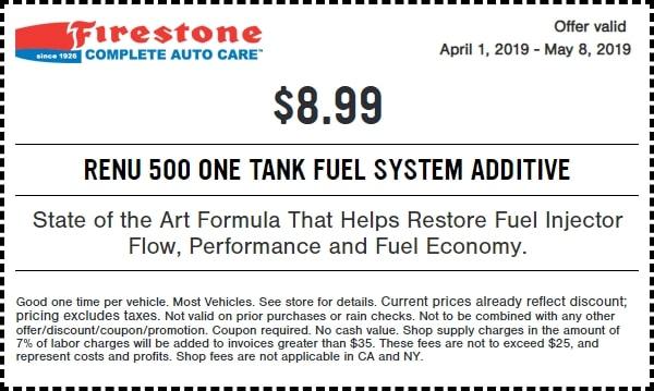 $8.99 Renu 500 Fuel System Additive Coupon